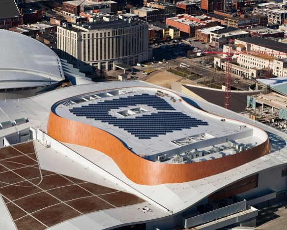 Music City Center Solar Project